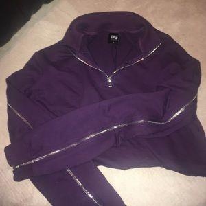NWT LF crop sweater